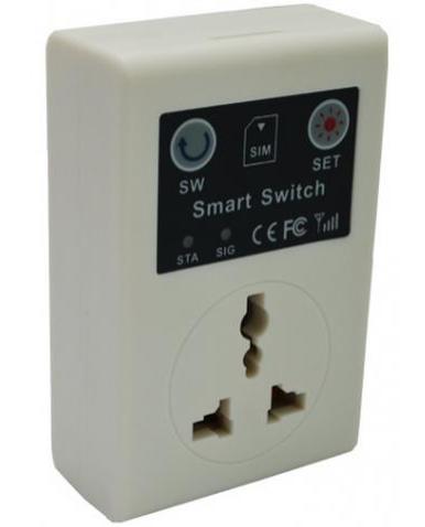 interVision GSM SMART SWITCH