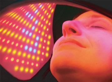 Медицинское воздействие света на человека