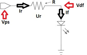 1495458463 4 - Формула расчета резистора для светодиода