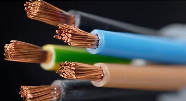 Зависимость сечения кабеля от силы тока