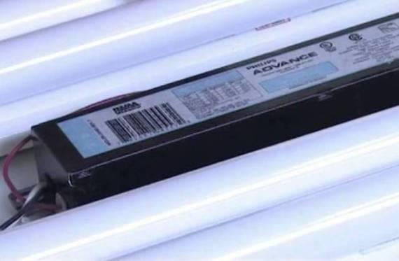 Что такое ЭПРА для люминесцентных ламп как работает  схемы подключения